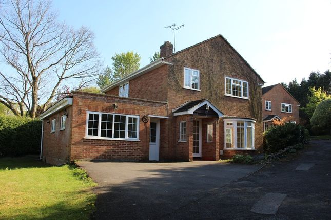 Thumbnail Detached house for sale in Edwards Hill, Lambourn, Hungerford