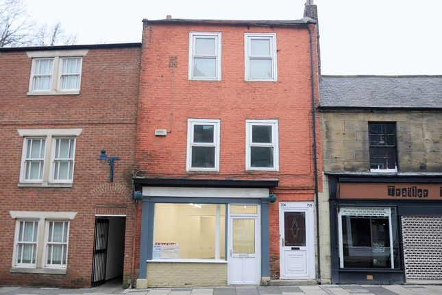 Thumbnail Commercial property to let in Newgate Street, Morpeth