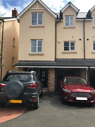 Thumbnail Town house to rent in Kingkerswell, Newton Abbot