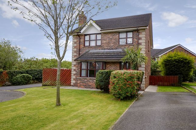 Thumbnail Detached house for sale in Ardvanagh Close, Newtownards