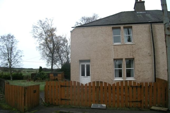 Thumbnail Semi-detached house to rent in Milne Street, Carstairs, Lanark