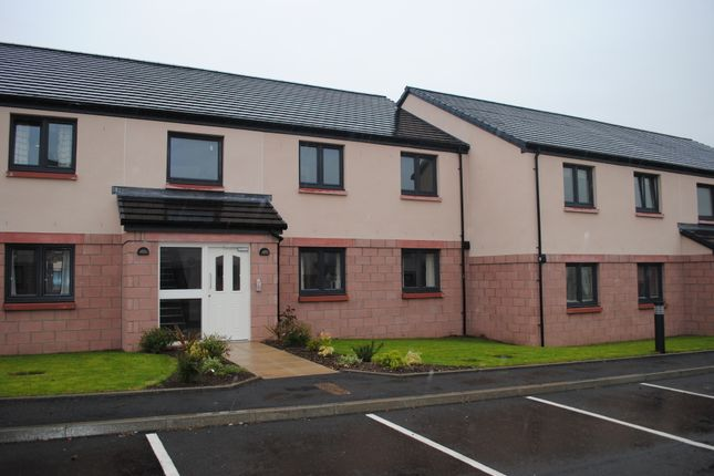 Thumbnail Flat to rent in Cairnie Loan, Arbroath