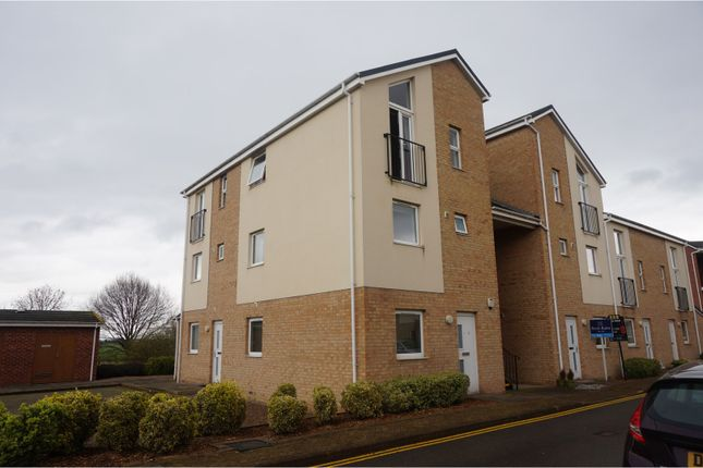 Thumbnail Maisonette for sale in Clog Mill Gardens, Selby