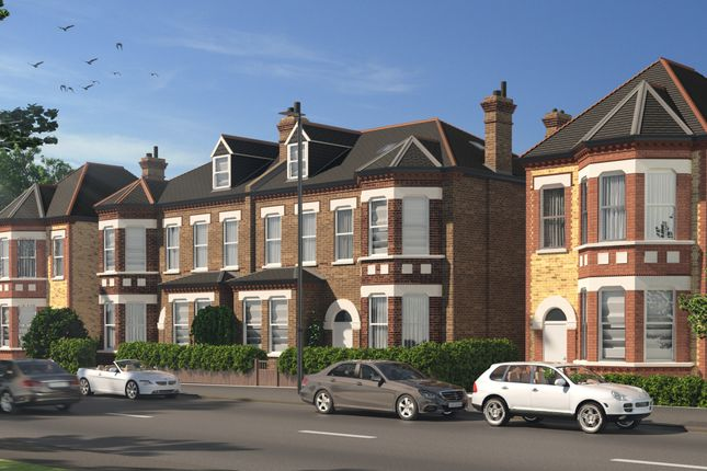 Thumbnail Property for sale in Croxted Road, London