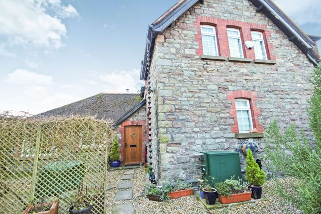 Thumbnail Semi-detached house for sale in Lower Leytons, Chepstow