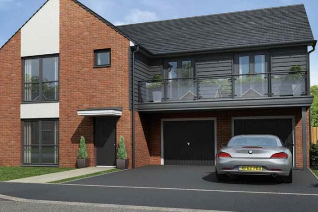 "Thumbnail Detached house for sale in ""The Turner "" at Elmwood Park Court, Newcastle Upon Tyne"