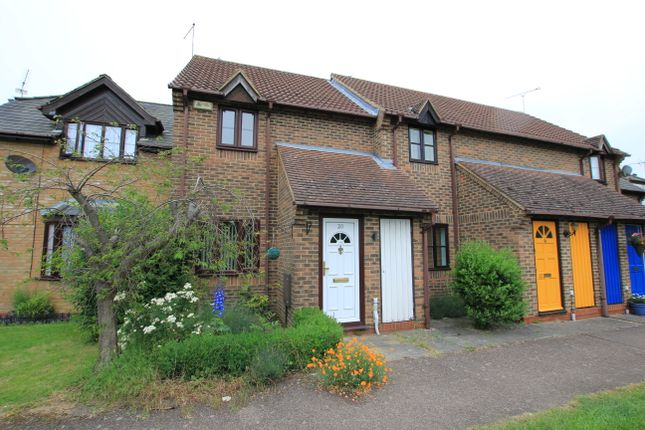 Thumbnail Terraced house to rent in Mardleybury Road, Woolmer Green, Knebworth