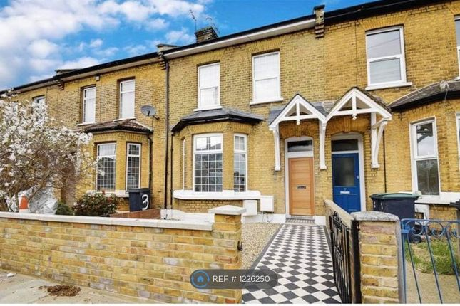 Thumbnail Flat to rent in Thorold Road, London