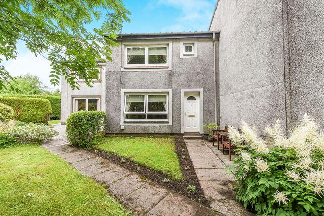 Thumbnail Terraced house for sale in Station Avenue, Howwood, Johnstone