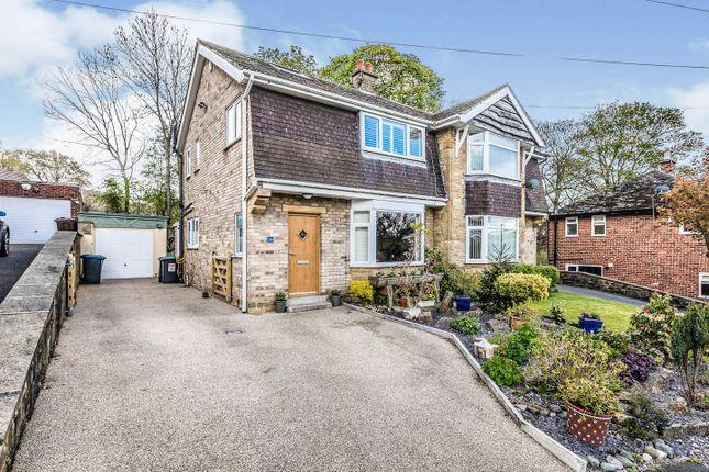 3 bed semi-detached house for sale in Kirkfields, Baildon, Shipley BD17