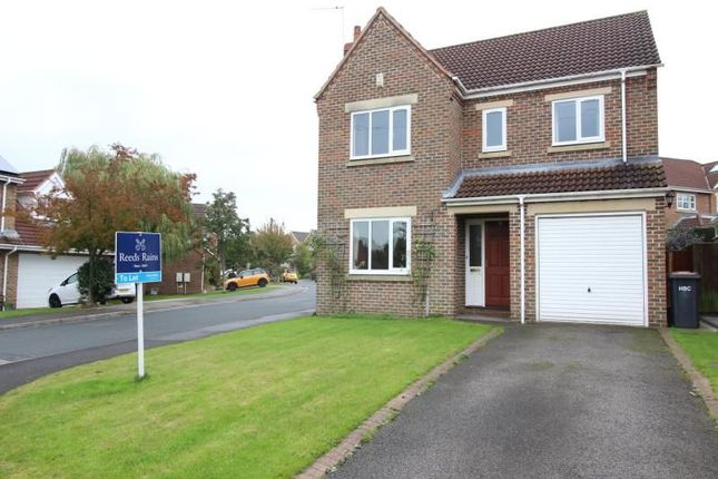 Thumbnail Detached house to rent in Pecketts Way, Harrogate
