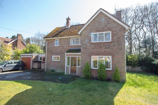 Thumbnail Detached house for sale in Meadow Lane, Hartley Wintney, Hook
