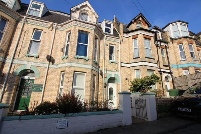 Thumbnail Flat for sale in Cross Park, Ilfracombe