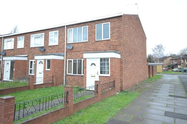 3 bed end terrace house for sale in Rothwell Walk, Caversham, Reading