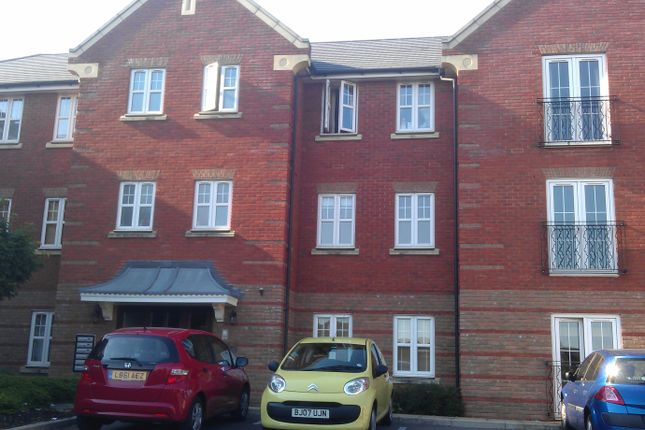 Thumbnail Flat to rent in Thornbury Close, Mill Hill