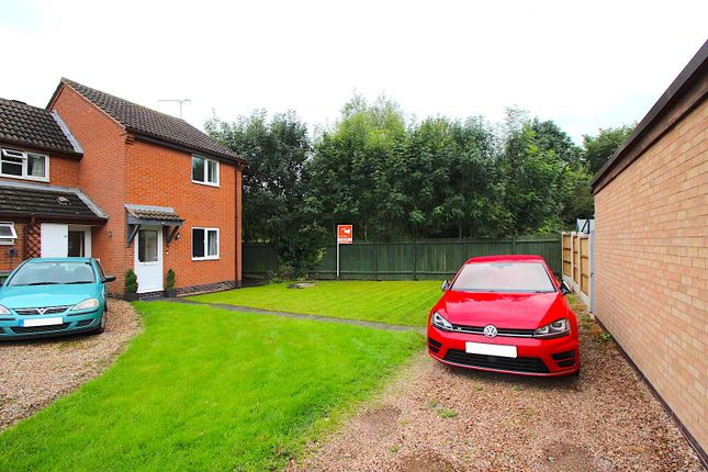 Plot View of Bluebell Close, Kirby Muxloe, Leicester LE9