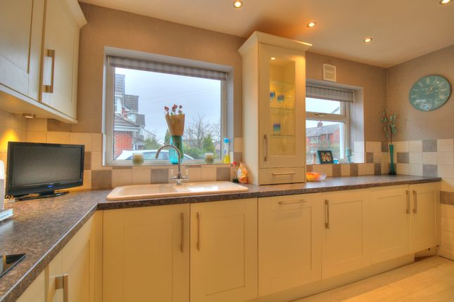 Kitchen.... of Chapel Lane, Coppull, Chorley PR7