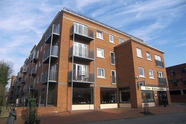 Thumbnail Flat to rent in Riverbank Point, High Street, Uxbridge