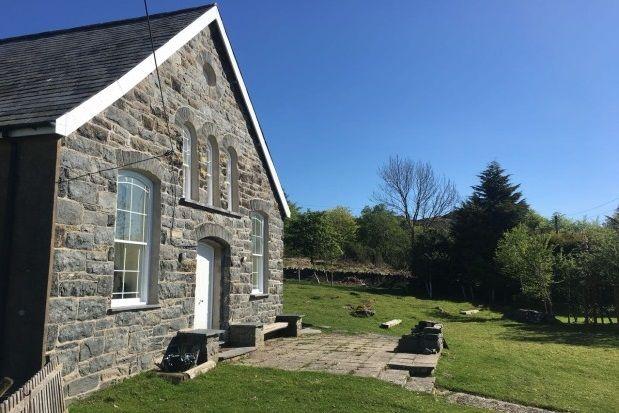 Thumbnail Barn conversion to rent in Roman Bridge, Dolwyddelan