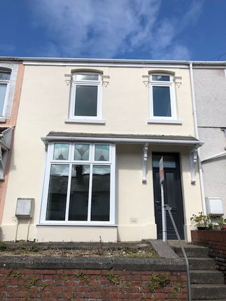 Thumbnail Semi-detached house to rent in Megan Street, Cwmdu, Swansea