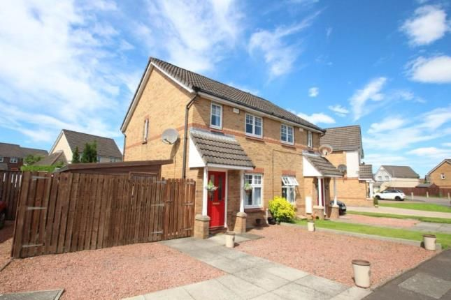 Thumbnail Semi-detached house for sale in Brookfield Drive, Robroyston, Glasgow, Lanarkshire