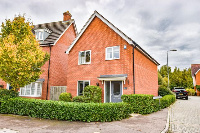 Thumbnail Detached house for sale in Gaynsford Place, Little Canfield, Dunmow