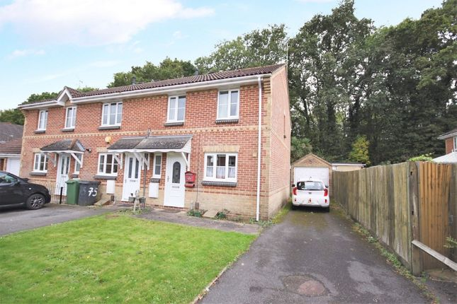 Thumbnail End terrace house for sale in Lovage Road, Whiteley, Fareham