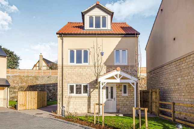 Thumbnail Detached house for sale in Plot 8, Abbeystone Way, Monk Fryston, Leeds