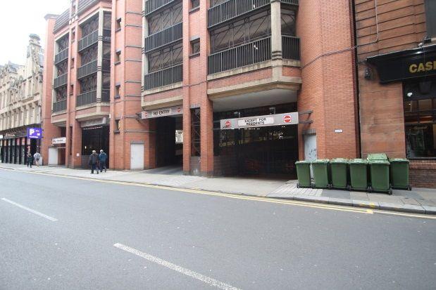 Thumbnail Parking/garage to rent in Bell Street, Glasgow