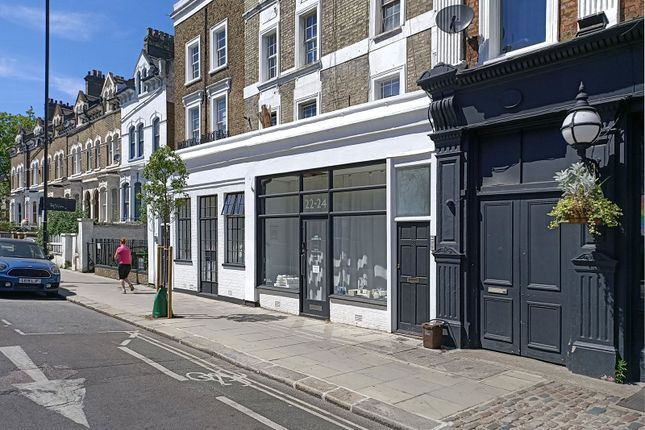 Thumbnail Office for sale in Prince Of Wales Road, London