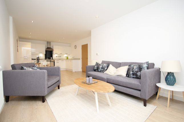 Thumbnail Flat to rent in Cathedral Court, Wideford Drive, Romford