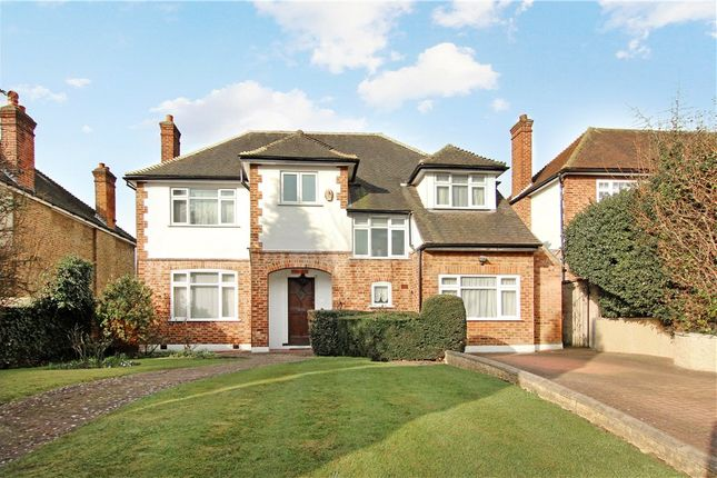 Thumbnail Detached house to rent in Orchard Rise, Coombe