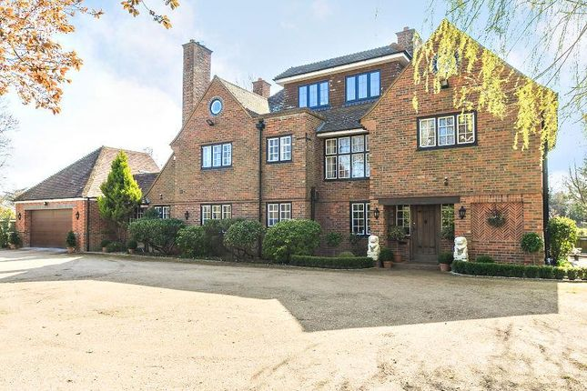 Detached house to rent in Church Road, Winkfield