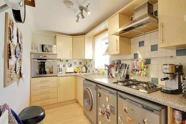 Kitchen Area of Elmhurst Court, St. Albans Road, Arnold, Nottingham NG5