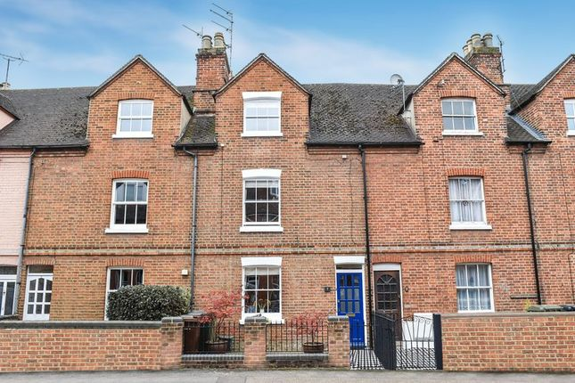 Thumbnail Terraced house for sale in Exbourne Road, Abingdon