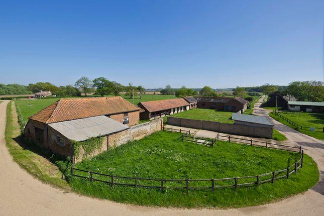 Thumbnail Land to let in Sutton, Woodbridge