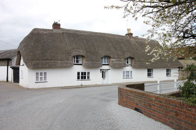 Thumbnail Cottage for sale in St Mary Bourne, Andover, Hampshire