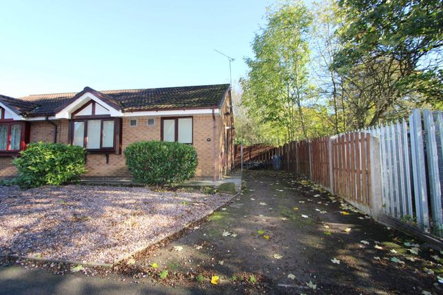 Thumbnail Bungalow to rent in Lion Street, Blakely, Manchester