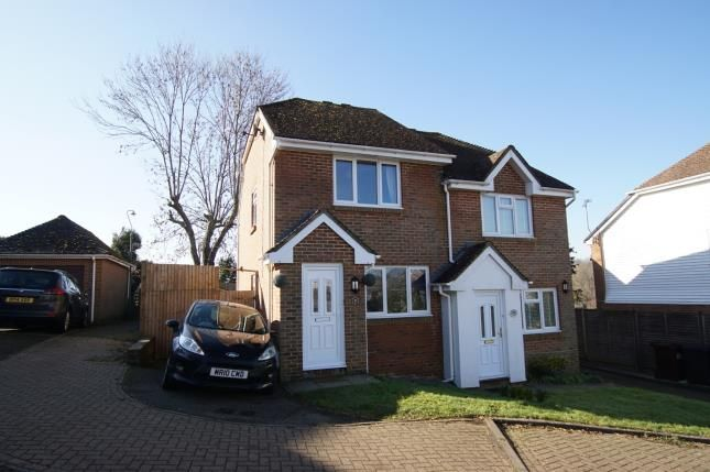 Thumbnail Semi-detached house for sale in Willow Bank, Robertsbridge, East Sussex