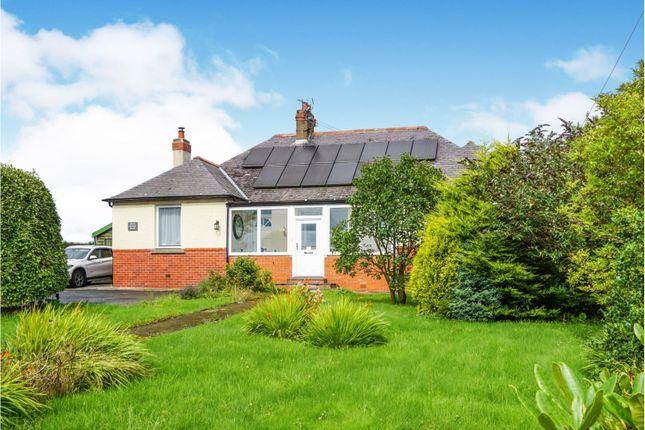 Thumbnail Detached bungalow for sale in High Street, Ayton, Eyemouth