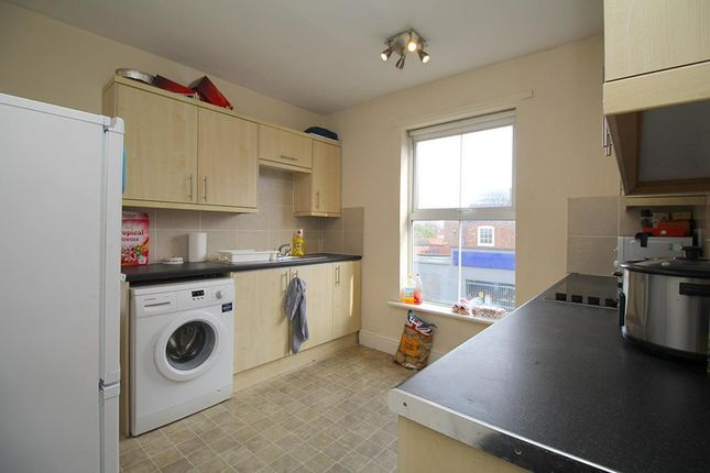2 bed maisonette to rent in Ashby Road, Loughborough LE11