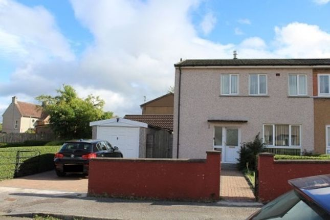 Thumbnail Semi-detached house for sale in 1 Young Avenue, Dumfries