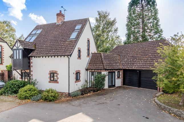 Thumbnail Detached house for sale in Frog Lane, Great Somerford, Chippenham