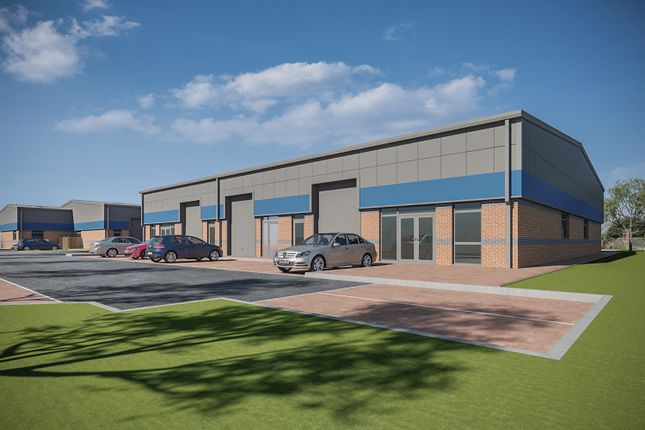 Thumbnail Industrial to let in Leigh Commerce Park, Meadowcroft Way, Wigan