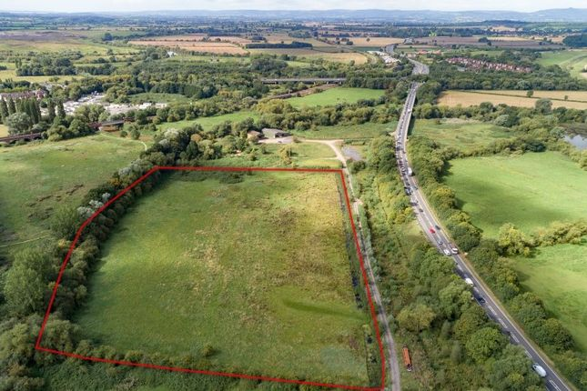 Thumbnail Land for sale in Plot 9, Severnside Farm, Gloucester, Gloucestershire