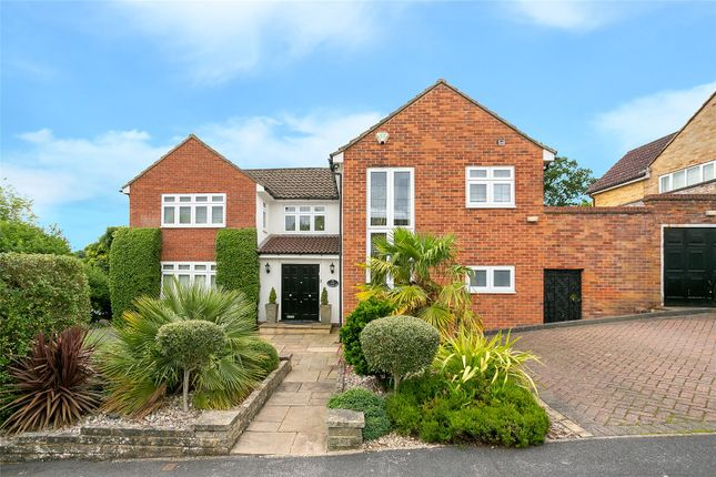 Thumbnail Detached house for sale in Woodfield Rise, Bushey, Hertfordshire