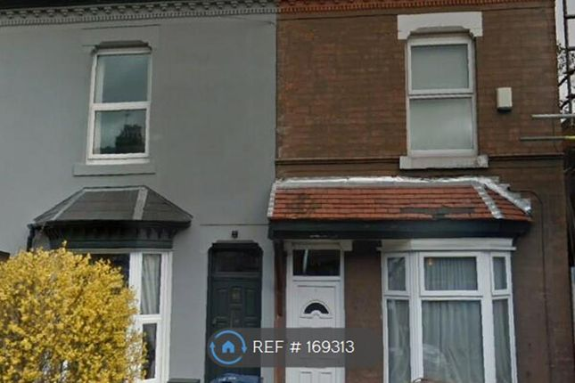 Thumbnail Terraced house to rent in Addison Road, Birmingham