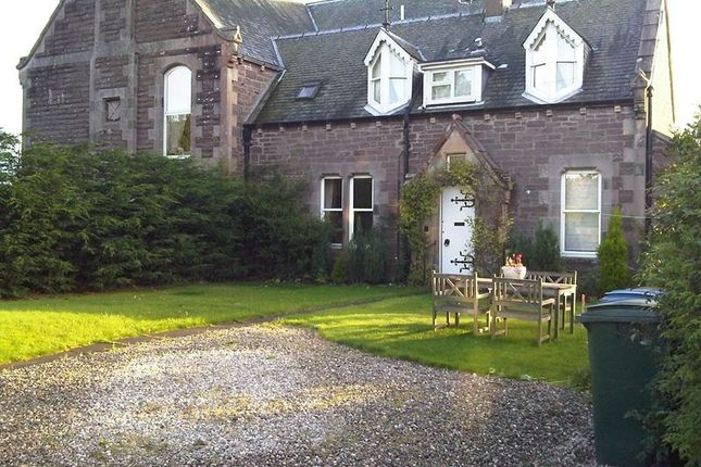 Thumbnail Cottage to rent in Rectory Road, Crieff
