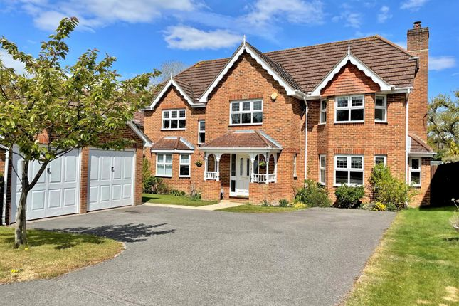 5 bed detached house for sale in Wright Close, Whiteley, Fareham PO15