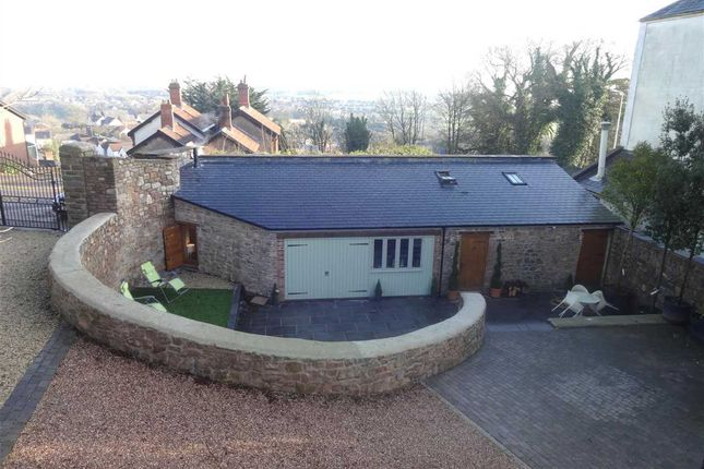 Thumbnail Detached bungalow for sale in Little Hervells Court, Chepstow